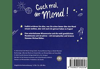 Michael Büker - Was den Mond am Himmel hält  - (CD)