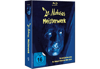 Dr.Mabuses Meisterwerk Blu-ray Box Blu-ray