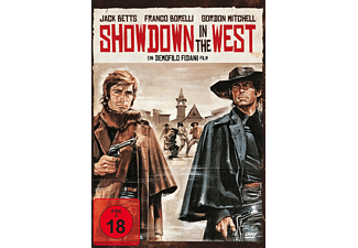 SHOWDOWN IN THE WEST DVD
