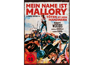 MEIN NAME IST MALLORY DVD