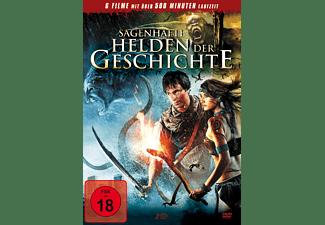 SAGENHAFTE HELDEN DER GESCHICHTE DVD