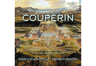 VARIOUS - Couperin:Complete Published Trios  - (CD)