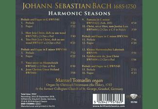 VARIOUS - Tessarini:6 Violin Sonatas  - (CD)