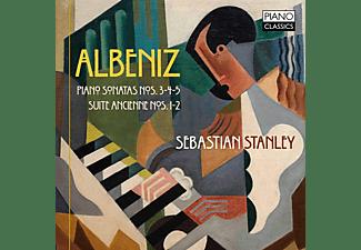Sebastian Stanley - Albeniz:Piano Music  - (CD)