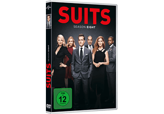 Suits-Season 8 DVD