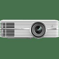 OPTOMA UHD380X UHD 4K Projektor (HDR/HLG, Mediaplayer, TapCast, Wireless) Beamer (UHD 4K, 3D, 3500 ANSI-Lumen, )