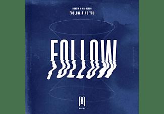 Monsta X - FOLLOW-FIND YOU(KEIN RR)  - (CD)