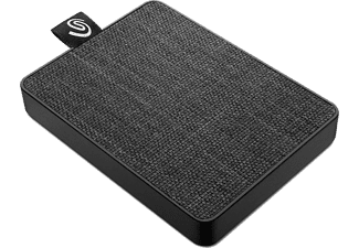 SEAGATE ONETOUCH 500GB SSD BLACK USB 3.0
