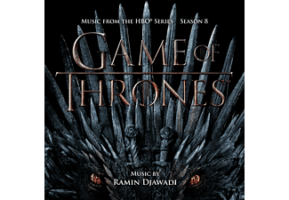 Ramin Djawadi - Game Of Thrones:Season 8(Music from the HBO Series  - (Vinyl)