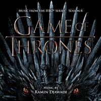 Ramin Djawadi - Game Of Thrones:Season 8(Music from the HBO Series [Vinyl]