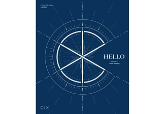 CIX - HELLO CHAPTER 1 (+BOOK/KEIN RR)  - (CD + Buch)