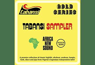 VARIOUS - Tabansi Records  - (CD)
