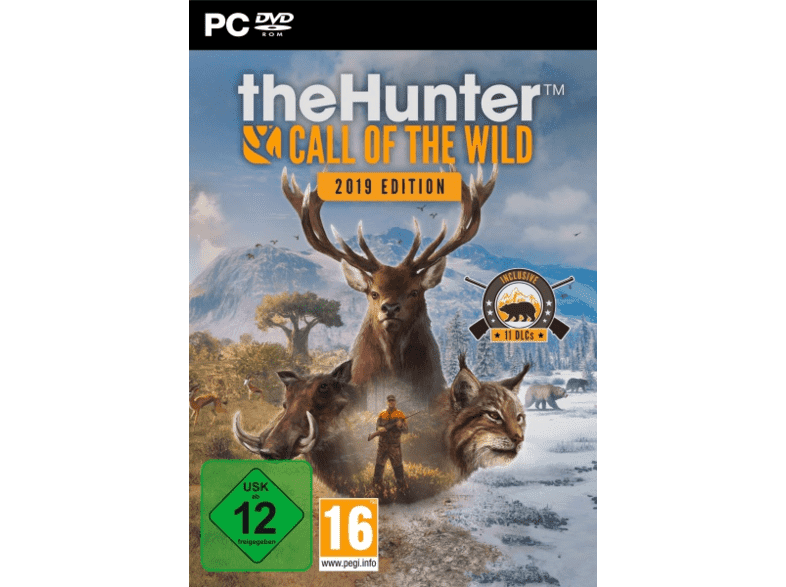 The Hunter Call Of The Wild Edition 2019 Online Kaufen Mediamarkt