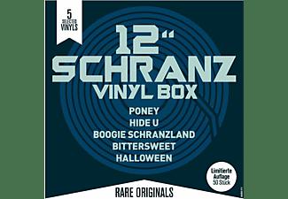 "VARIOUS - 12"" Collector s Vinyl Box-Schranz  - (Vinyl)"