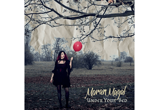 Moran Magal - UNDER YOUR BED  - (CD)