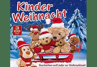VARIOUS - Kinderweihnacht-Geschichten und Lieder zur Weihn  - (CD)