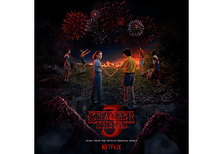 VARIOUS - Stranger Things: Soundtrack from the Netflix Origi  - (Vinyl)