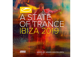 Armin Van Buuren - A STATE OF TRANCE IBIZA 2019  - (CD)