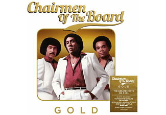Chairmen of the Board - GOLD  - (CD)