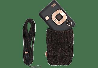 FUJI Instax Mini LiPlay Elegant Black Bundle