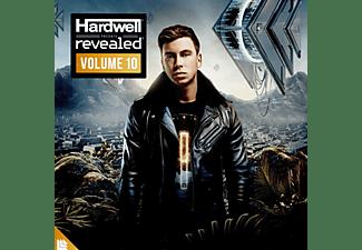 Hardwell - PRESENTS REVEALED VOL 10  - (CD)