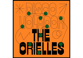 The Orielles - Disco Volador CD