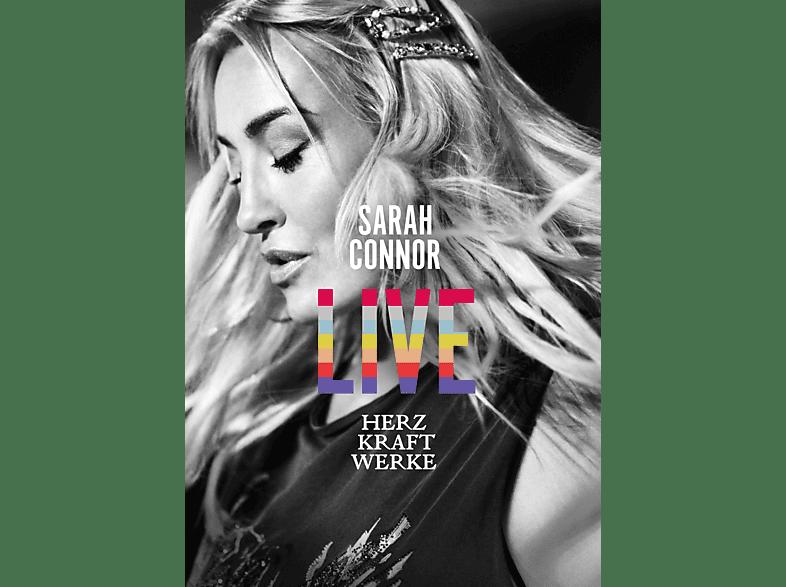 Sarah Connor - Herz Kraft Werke Live (Fan Edition) [CD + DVD Video]