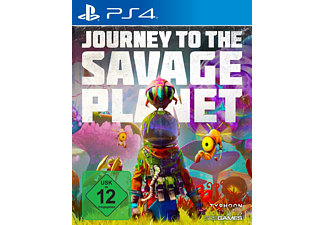 PS4 JOURNEY TO THE SAVAGE PLANET - [PlayStation 4]