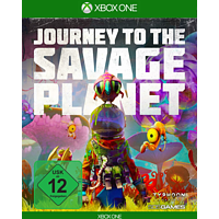 XBO JOURNEY TO THE SAVAGE PLANET - [Xbox One]