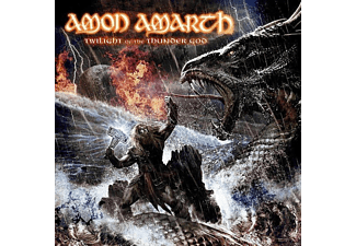 Amon Amarth - Twilight Of the Thunder God-180g Black Vinyl  - (Vinyl)