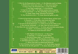 VARIOUS - Kinderlieder  - (CD)