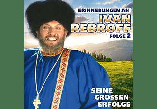Ivan Rebroff - Seine großen Erfolge-Folge 2  - (CD)