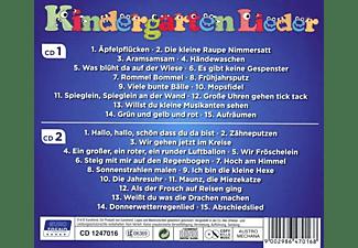 VARIOUS - Kindergartenlieder zum Tanzen,Lernen und Spielen  - (CD)