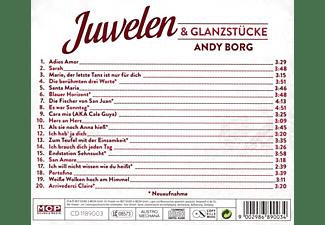 Andy Borg - Juwelen & Glanzstücke  - (CD)