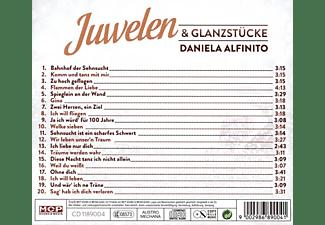 Daniela Alfinito - Juwelen & Glanzstücke  - (CD)