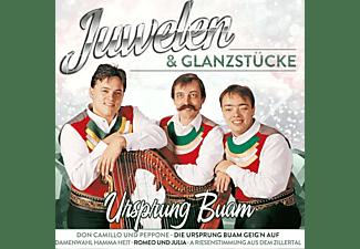 Ursprung Buam - Juwelen & Glanzstücke  - (CD)