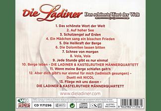 Die Ladiner - Das schönste Wort der Welt  - (CD)
