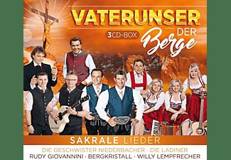 VARIOUS - Vaterunser der Berge  - (CD)