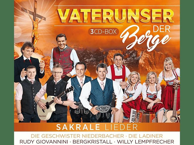 VARIOUS - Vaterunser der Berge [CD]