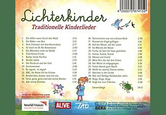 Lichterkind - Traditionelle Kinderlieder  - (CD)