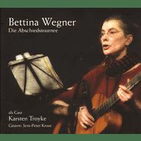 Bettina Wegner - Abschiedstournee, Die [CD]