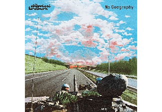 The Chemical Brothers - No geography - CD