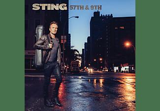 Sting - 57th & 9th  - (CD)