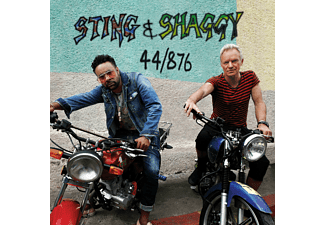 Sting & Shaggy - 44/876  - (CD)