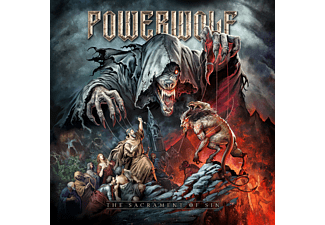Powerwolf - The Sacrament Of Sin  - (Vinyl)