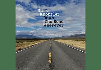 Mark Knopfler - Down The Road Wherever  - (CD)