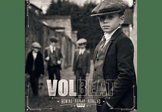 Volbeat - Rewind, Replay, Rebound (inklusive MP3-Code)  - (Vinyl)