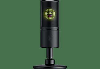 RAZER Seiren Emote Kondensatormikrofon, Schwarz