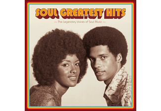 VARIOUS - Soul Greatest Hits  - (CD)