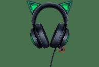 RAZER Kraken Kitty Edition, Over-ear Gaming Headset Schwarz